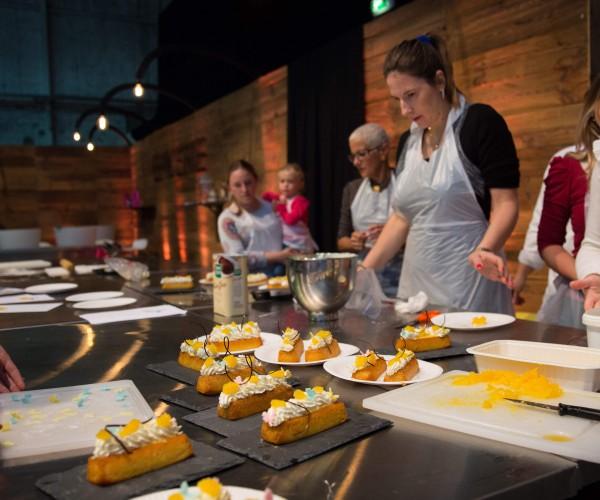 Espace Food'Cook : des ateliers culinaires pour petits et grands!