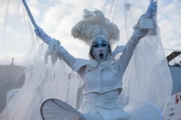 LE SALON MIEUX VIVRE EXPO Voit la vie en blanc !
